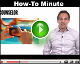 Counselor's How-To Minute: Market With Instagram