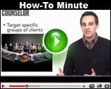 Counselor's How-To Minute: Conduct Customer Surveys
