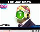 The Joe Show: A Party Atmosphere