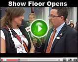 ASI Dallas Show Floor Opens