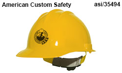 Advertisement:  American Custom Safety