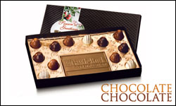 Advertisement: Chocolate Chocolate