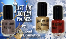 Advertisement: Diamond Cosmetics Inc