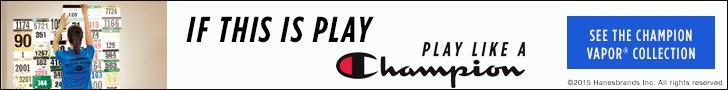 Advertisement: Hanes Champion