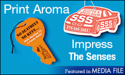 Advertisement: Print Aroma, Inc.