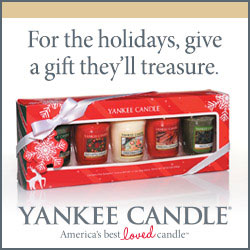 Advertisement:  Yankee Candle