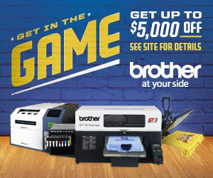 Advertisement: Brother