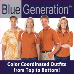 Advertisement: Blue Generation