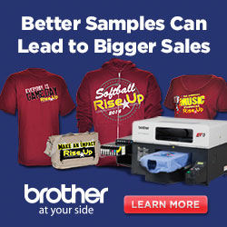 Advertisement: Brother International Corporation