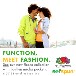 Advertisement: Fruit Of The Loom
