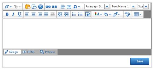 esp websites content library