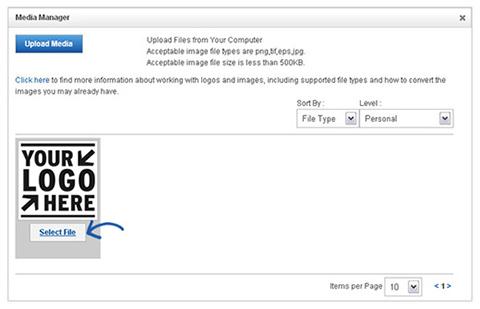 espwebsites display options