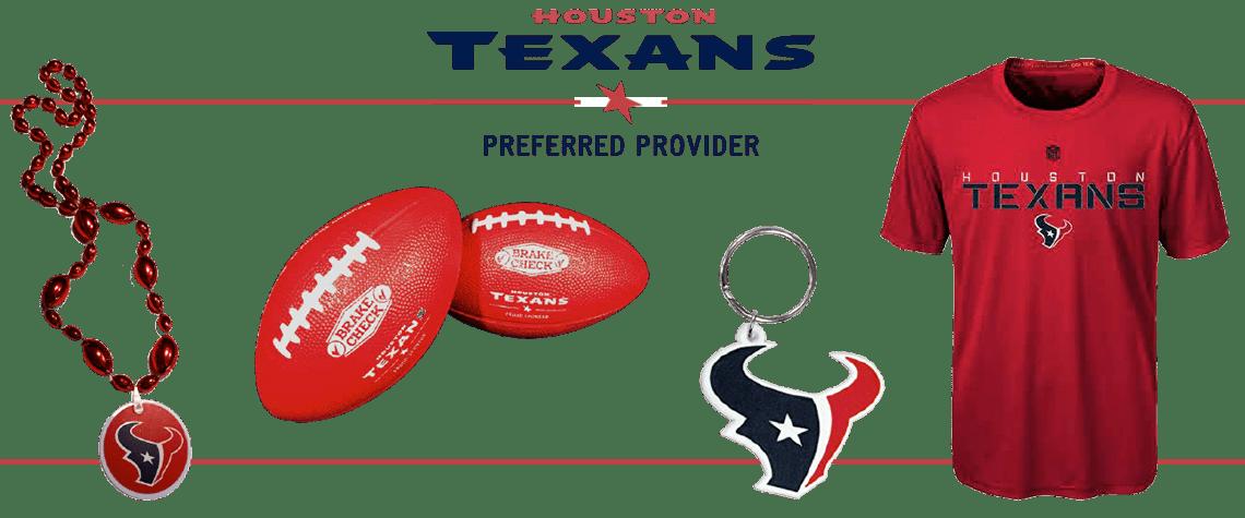 Houston Texans - Preferred Provider