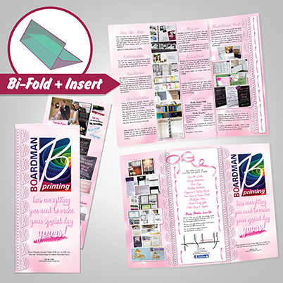 Brochures - TriFold with Insert