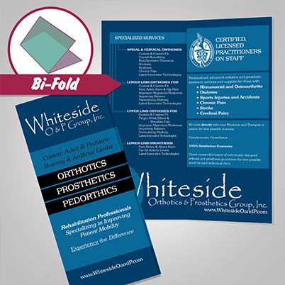 Brochures - BiFold