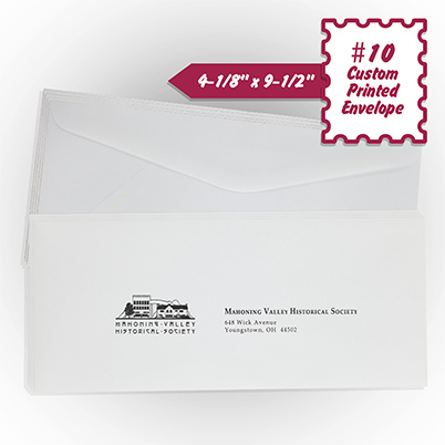 Envelopes - Custom Print