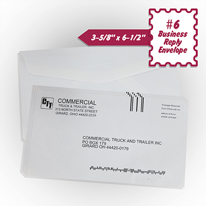 Envelopes - Business Reply