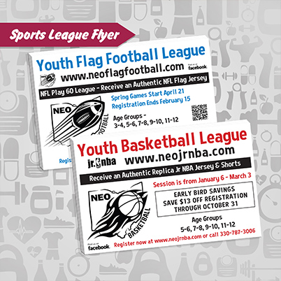 Flyers - Sports League