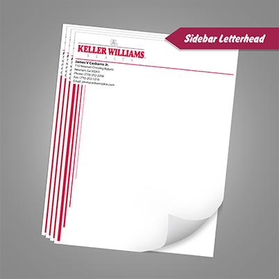 Letterheads - Sidebar