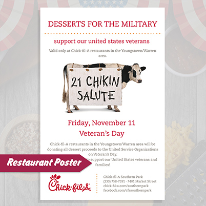 Posters - Veterans Day