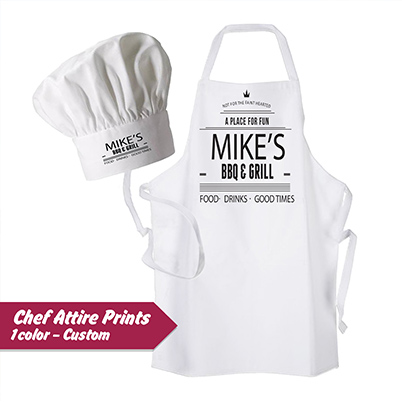 Chef Attire (1-color)