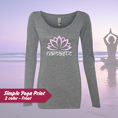 Yoga (2-color)