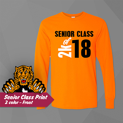 Senior Shirt (2-color)