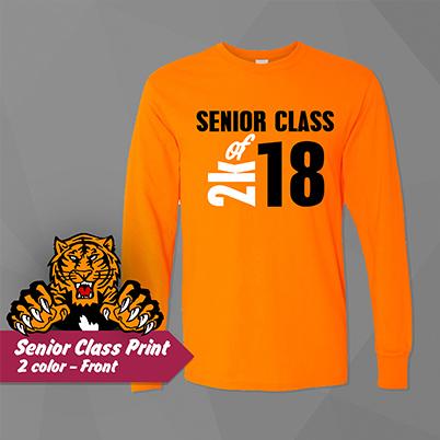 Senior Shirt (2-color)