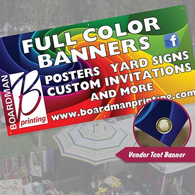 Banner - Vendor