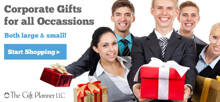 The Gift Planner provides corporate gifts and promotional products for special occasions, holiday gifts, tournaments, trade shows, client gifts, corporate events and much more!