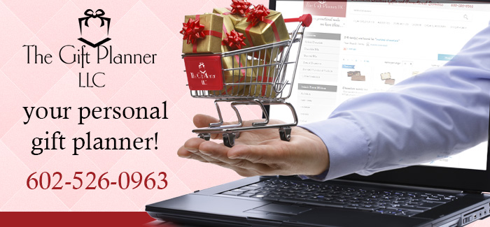 The Gift Planner wants to provide you with the best customer service, products and prices. We want to be your personal gift planner.