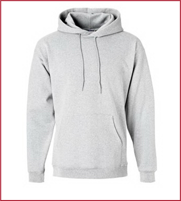 Ultimate Cotton Hooded Sweatshirt