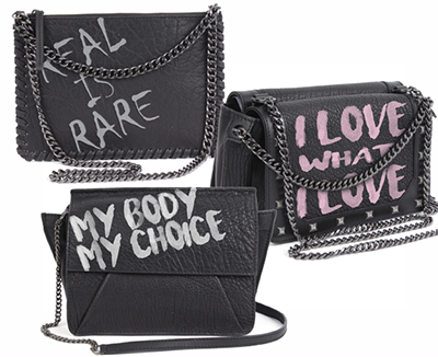 statement purses