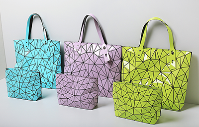 graphic bag sets