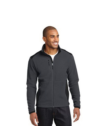Eddie Bauer Full-Zip Sherpa Fleece Jacket