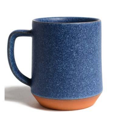 Ceramic Stone Bistro Mug, 16 oz